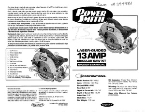 Northern 399981 7 inch Circular Saw.pdf