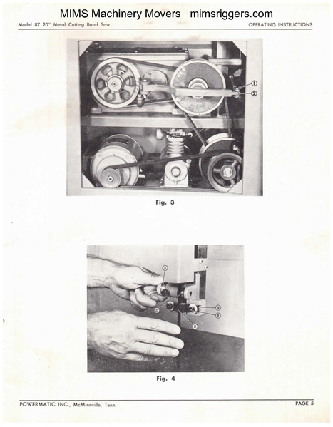 File:Powermatic Model 87 20 in Metal Cutting Band Saw Manual.pdf ...