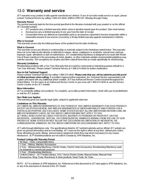 File:Jet Horizontal band saw model 414458 manual.pdf - makerspace ...