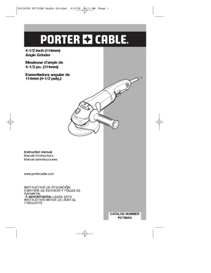 Porter Cable PC750AG 4.5 inch angle grinder.pdf
