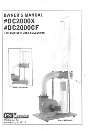 2HP, 1500CFM DUST COLLECTOR.pdf