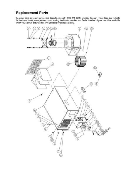 Filejet Afs 1000b Air Filtration System Pdf