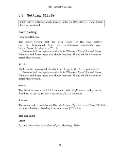 File:Lulzbot Taz 5 Manual pdf - makerspace tulane edu
