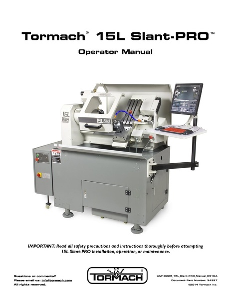 File:Tormach 15L Slant-PRO CNC Lathe Manual 0916.pdf - makerspace ...